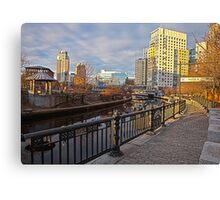 Water Place - Providence, RI Canvas Print