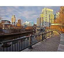 Water Place - Providence, RI Photographic Print