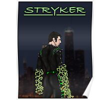 Stryker Poster Poster