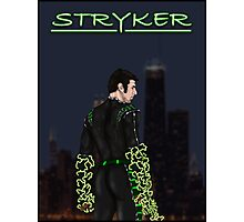 Stryker Poster Photographic Print