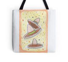Cinco Hats Tote Bag