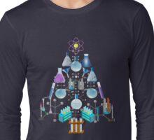 Oh Chemistry, Oh Chemist Tree  Long Sleeve T-Shirt
