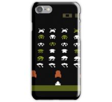 Lost 80s - Where is my Space Invaders? iPhone Case/Skin
