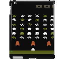 Lost 80s - Where is my Space Invaders? iPad Case/Skin