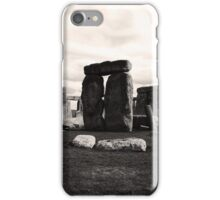 Stonehenge iPhone Case/Skin