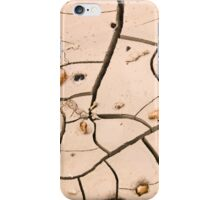 Abstract Mud iPhone Case/Skin