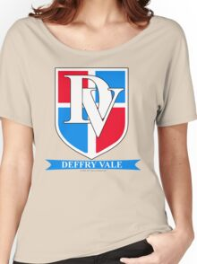 Deffry Vale School Women's Relaxed Fit T-Shirt