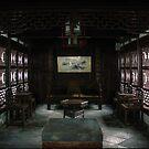 Inside Yu Garden by Nicolas Noyes