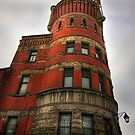 """"""" Tower of Babel """" # 5 urban series by canonman99"""