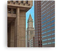 Customs House Tower - Boston, MA Canvas Print