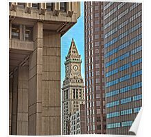 Customs House Tower - Boston, MA Poster