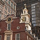 Old South Meeting House - Boston, MA by Stephen Cross Photography