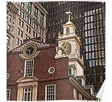 Old South Meeting House - Boston, MA Poster