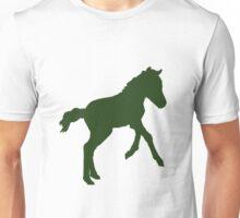 Miniature Horse Foal Unisex T-Shirt