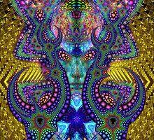 Galactus by Bill Brouard