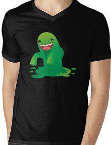 BOOGIE monster! Mens V-Neck T-Shirt