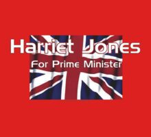 Harriet Jones for PM! Kids Clothes