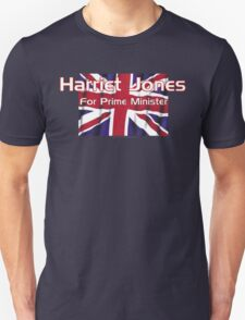 Harriet Jones for PM! Unisex T-Shirt