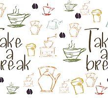 Take a break! by ASCasanova