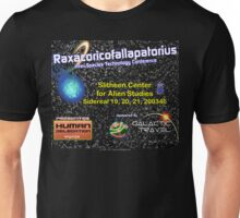 Raxacoricofallapatorius Inter-species Tech Conference Unisex T-Shirt