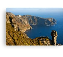 chimneystack Canvas Print