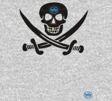 uk pirate tshirt by rogers bros by rogersbrothers