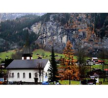 Suisse #3 Photographic Print