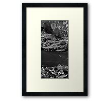glen bay Framed Print
