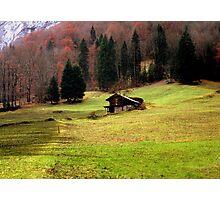 Suisse #4 Photographic Print