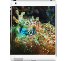 Cuttlefish eye iPad Case/Skin