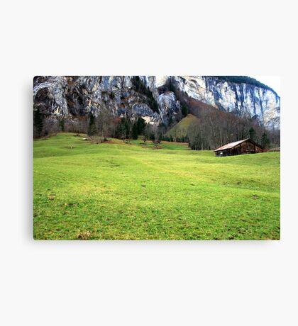 Suisse #10 Canvas Print