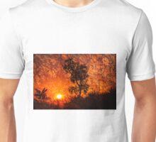Spinifex Sunset Unisex T-Shirt