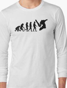 Evolution(Black) - Warhammer 40k Long Sleeve T-Shirt