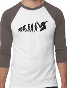 Evolution(Black) - Warhammer 40k Men's Baseball ¾ T-Shirt
