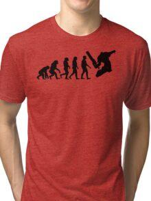 Evolution(Black) - Warhammer 40k Tri-blend T-Shirt