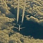 Passing over a  B. 757 by BaZZuKa