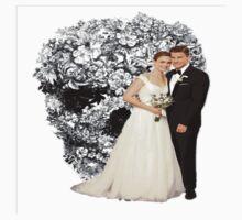 Bones Wedding Baby Tee