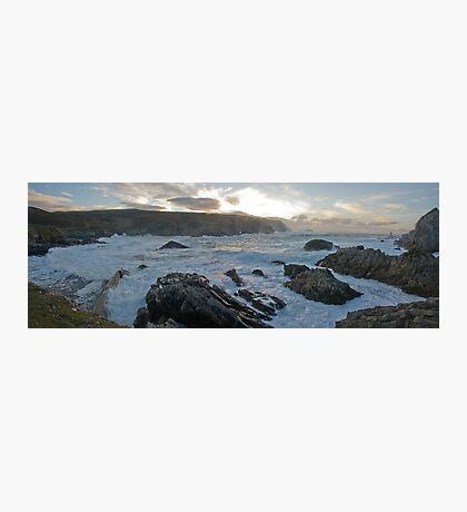 stormysea Photographic Print