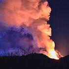 Etna show  by Andrea Rapisarda