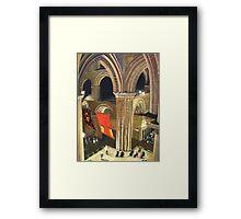 St Magnus Cathedral Framed Print