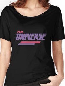 Mr. Universe - Steven Universe Women's Relaxed Fit T-Shirt