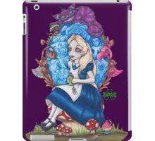 Wonderlands Spell iPad Case/Skin