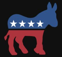 The Democratic Donkey by sweetsixty