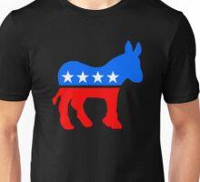 The Democratic Donkey Unisex T-Shirt
