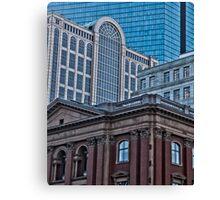 City View - Boston, MA Canvas Print
