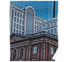 City View - Boston, MA Poster