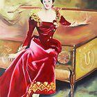 After John Singer Sargent by Estelle O'Brien