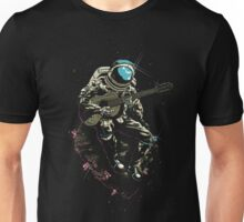 Guitarist Spaceman Unisex T-Shirt