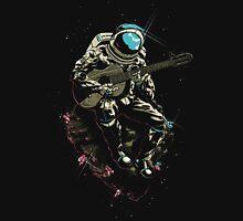 Guitarist Spaceman Unisex T-Shirt