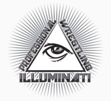 PWI PRO WRESTLING ILLUMINATI by Richard Fonseca